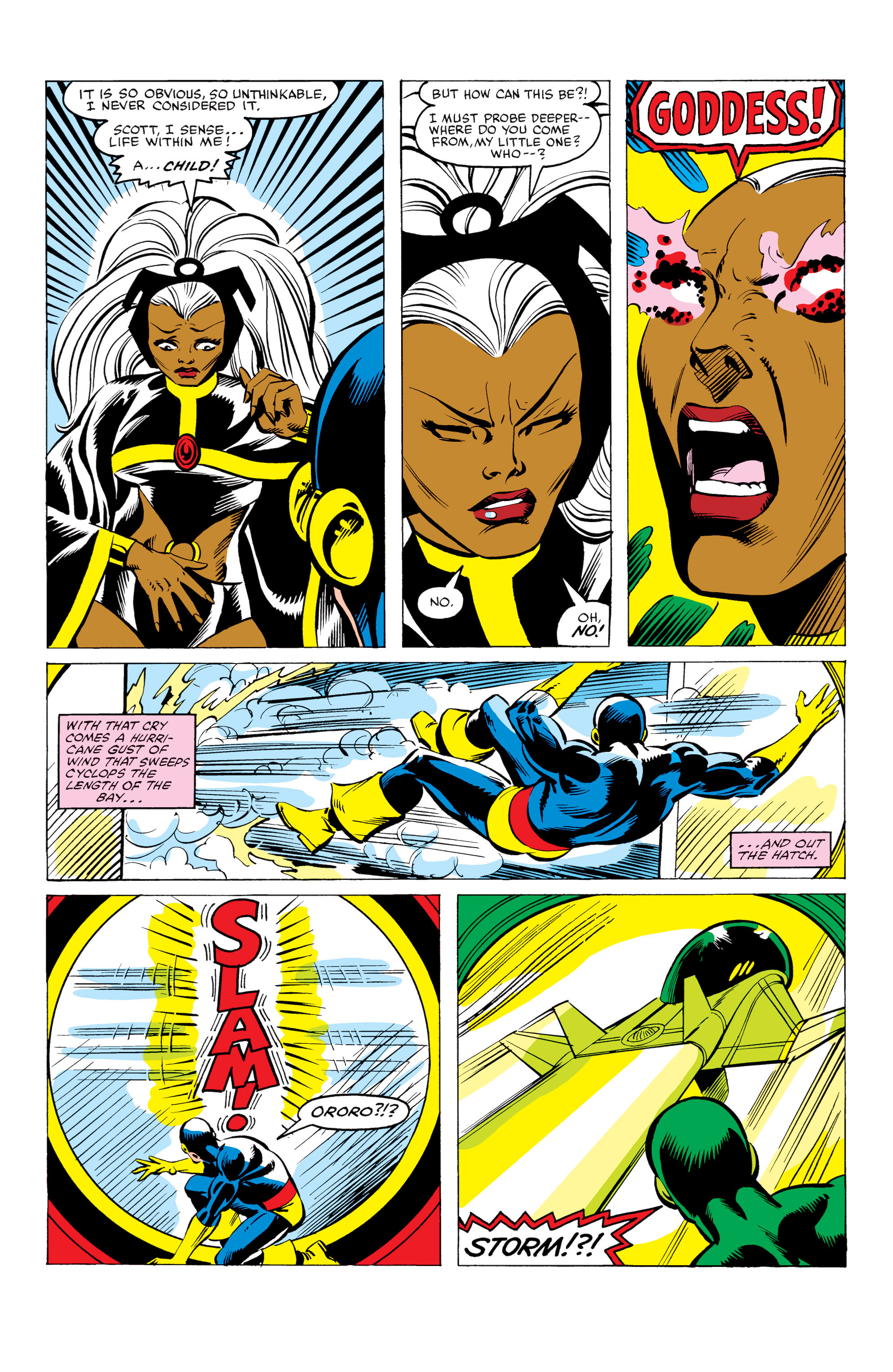 Read online Uncanny X-Men (1963) comic -  Issue #164 - 21