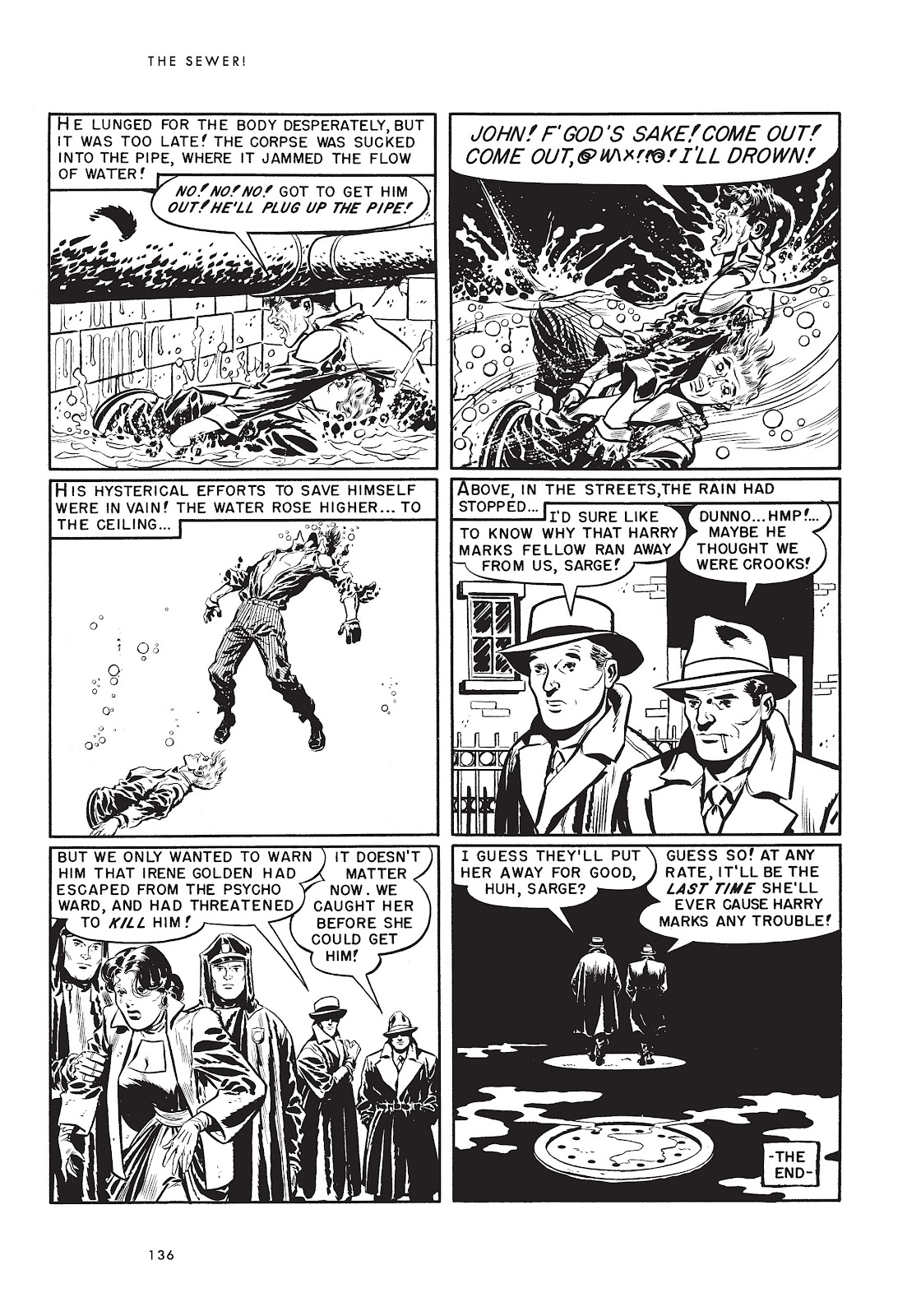 Read online Voodoo Vengeance and Other Stories comic -  Issue # TPB (Part 2) - 54