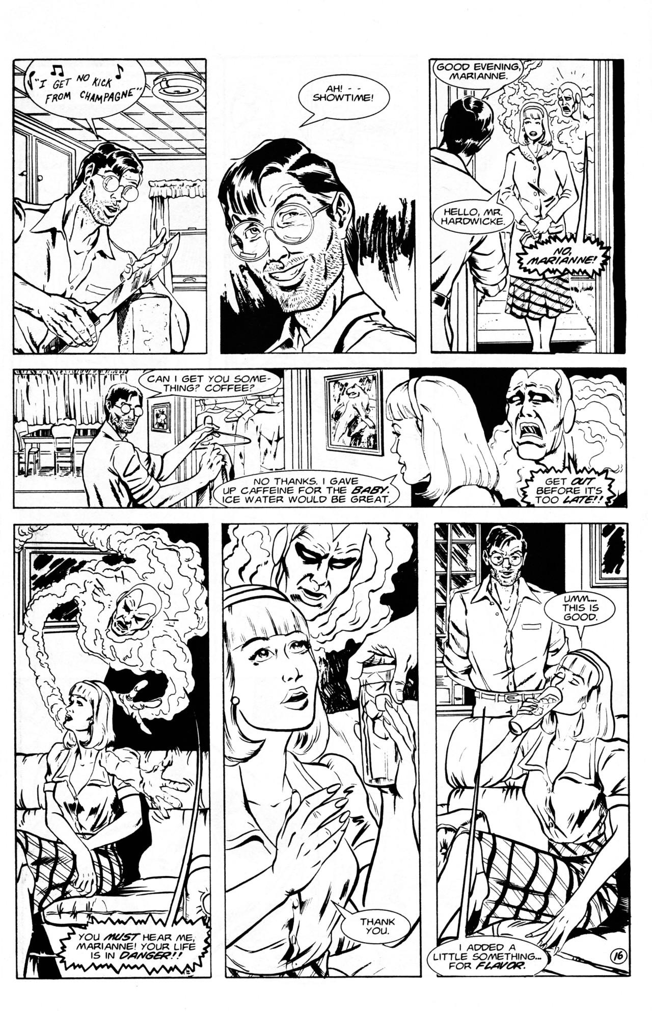 Read online Dr. Weird (1994) comic -  Issue #1 - 18
