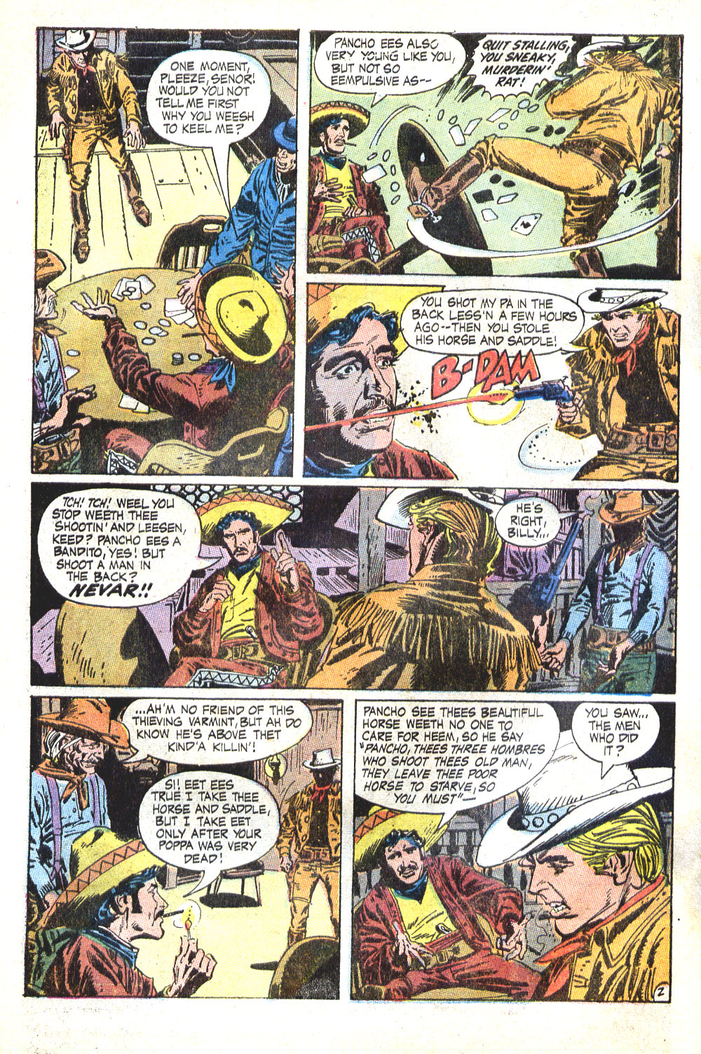 Read online All-Star Western (1970) comic -  Issue #6 - 4