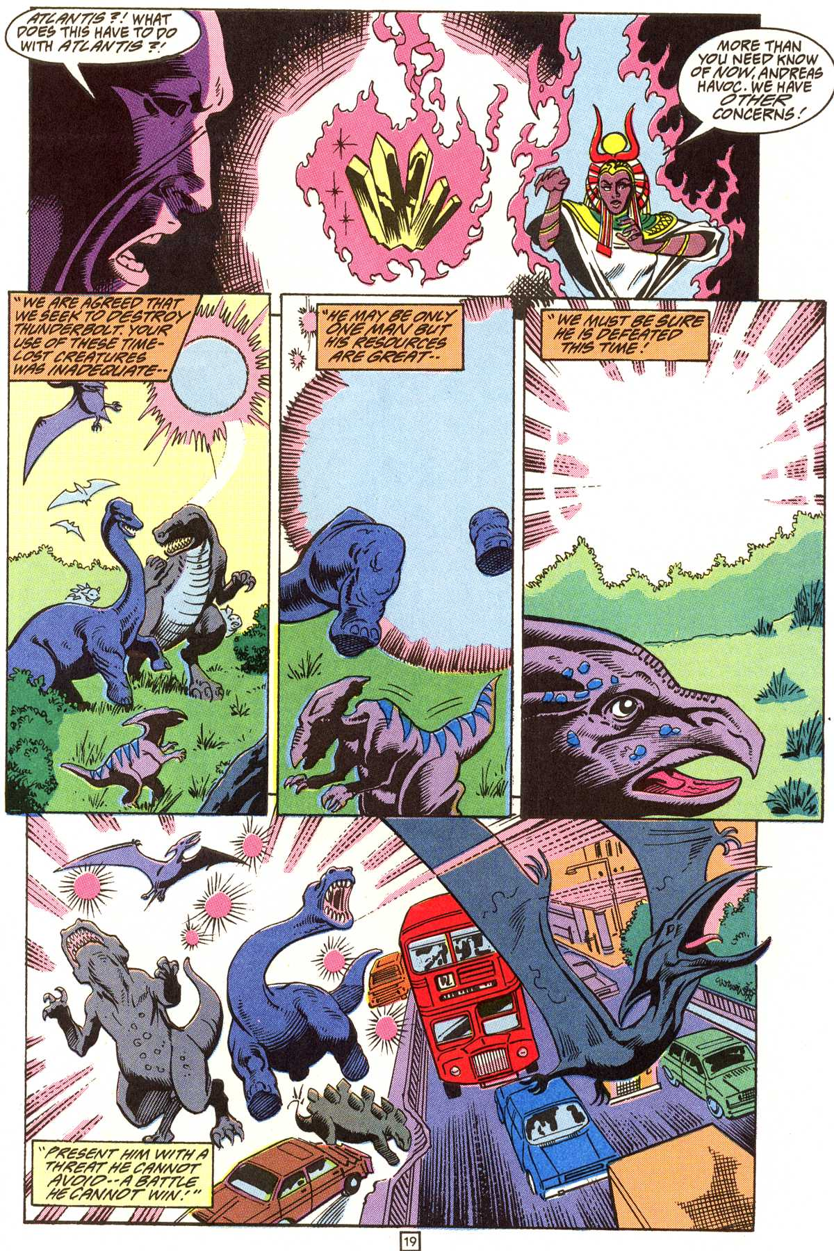 Read online Peter Cannon--Thunderbolt (1992) comic -  Issue #9 - 20