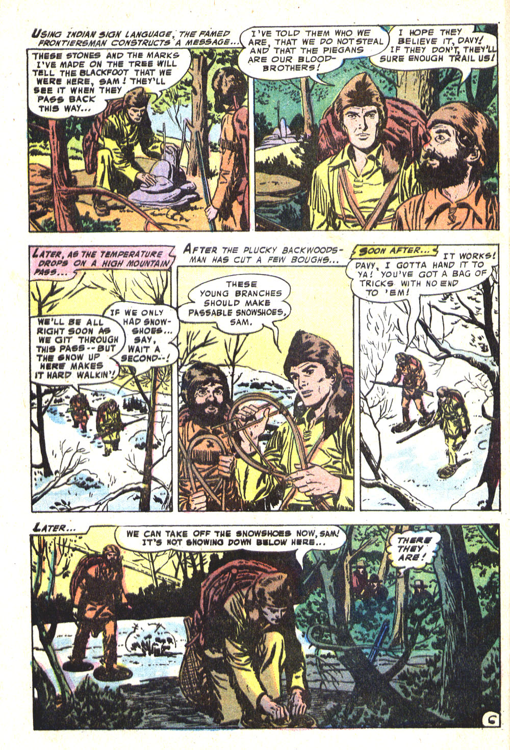Read online All-Star Western (1970) comic -  Issue #8 - 46