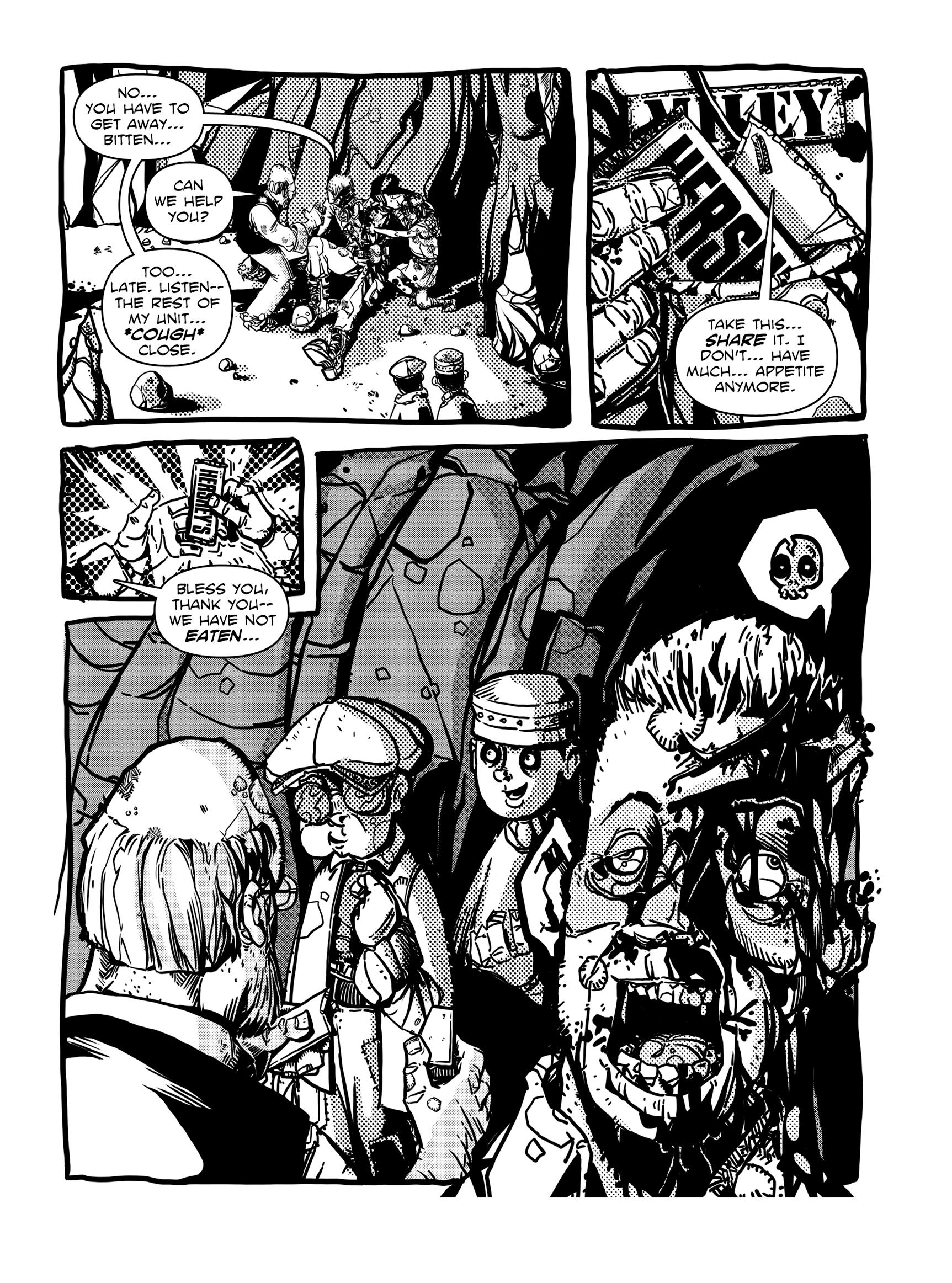 Read online FUBAR comic -  Issue #1 - 125