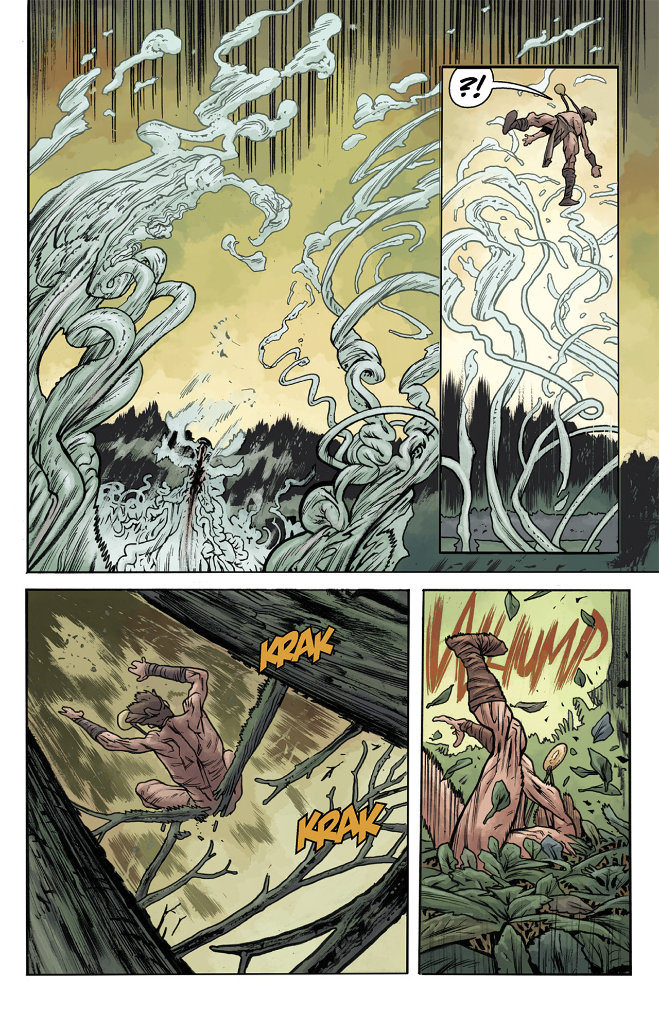Read online B.P.R.D. Hell on Earth: The Abyss of Time comic -  Issue #104 - 20