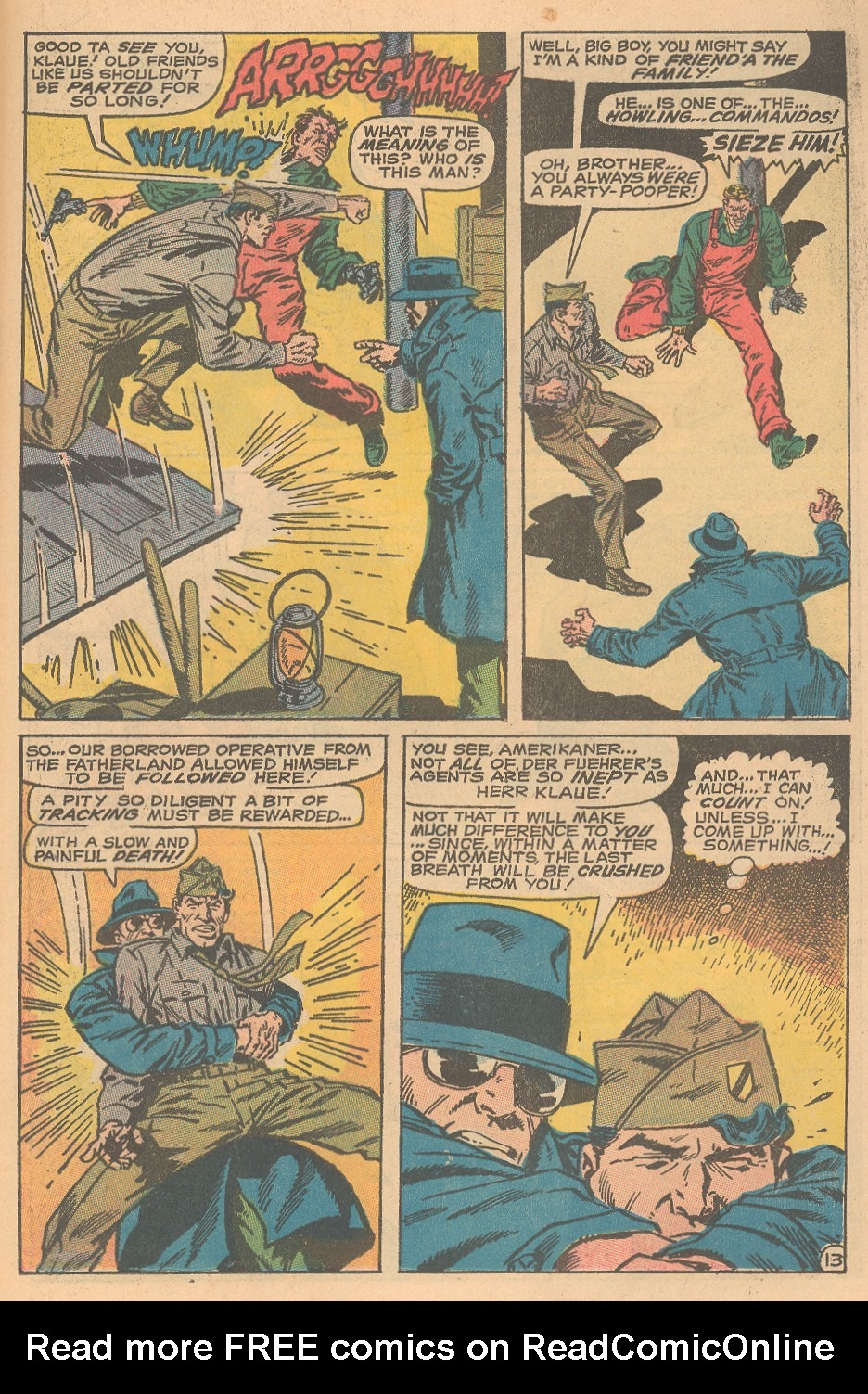 Read online Sgt. Fury comic -  Issue #69 - 19