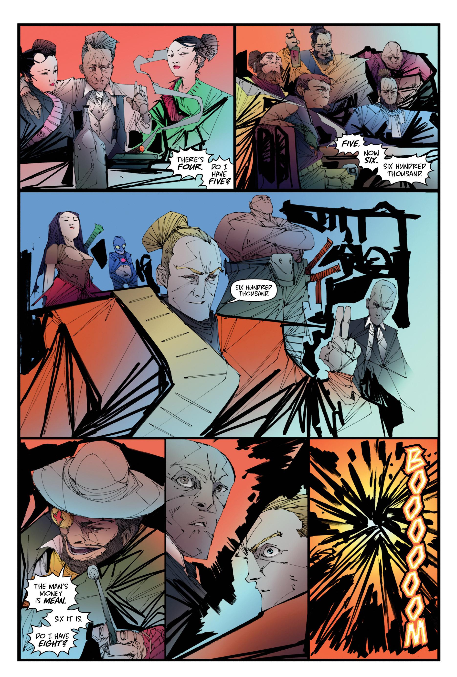 Read online Scrimshaw comic -  Issue #1 - 15