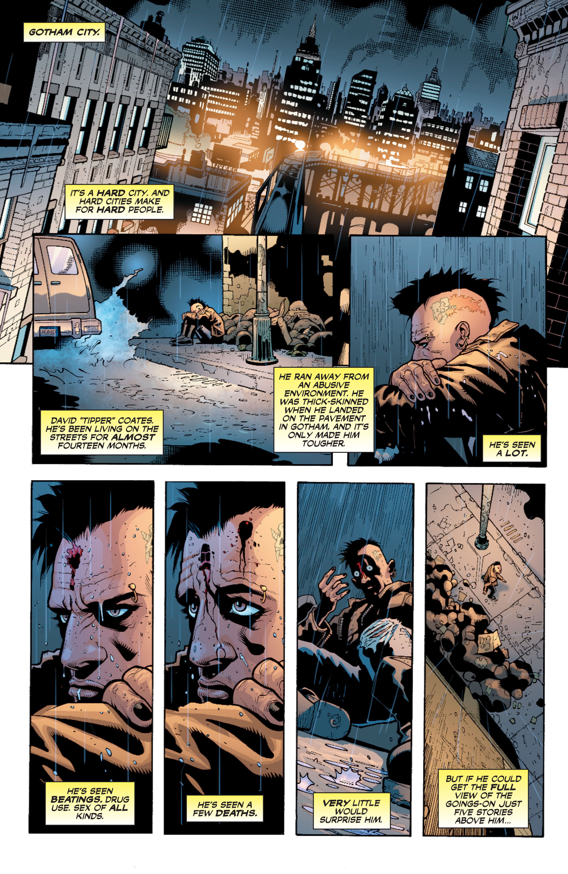 Read online Batman: Under The Red Hood comic -  Issue # Full - 9