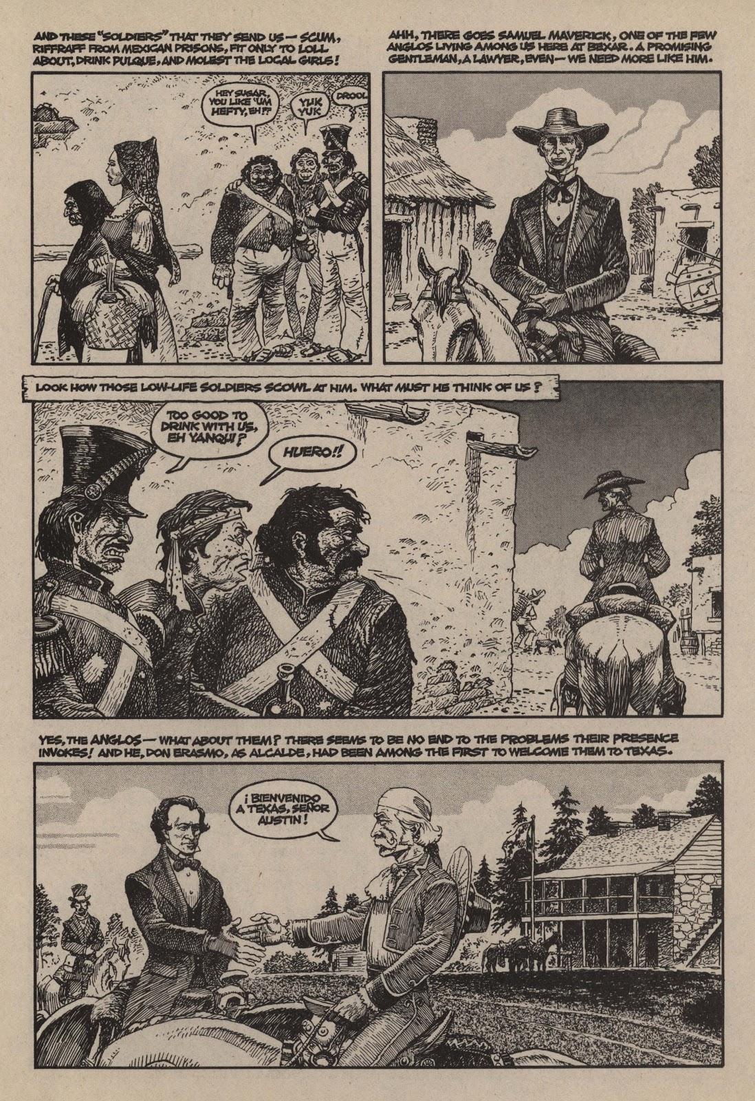 Recuerden el Alamo issue Full - Page 13