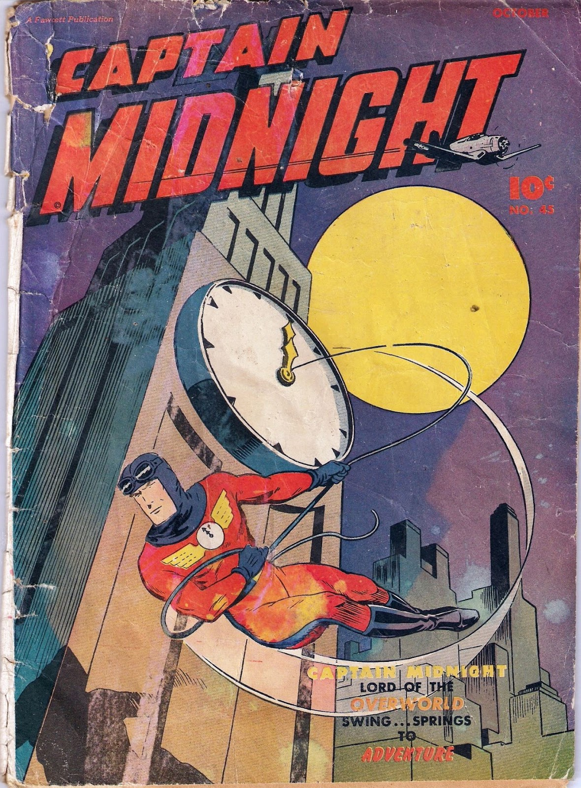 Captain Midnight (1942) 45 Page 1