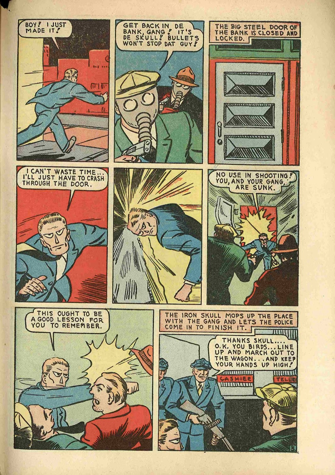 Stars and Stripes Comics issue 2 - Page 61