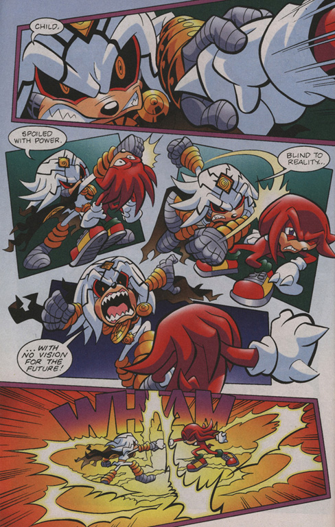 Read online Sonic Universe comic -  Issue #12 - 15