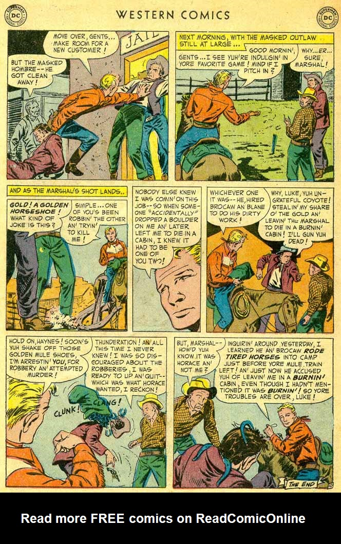 Western Comics issue 25 - Page 48