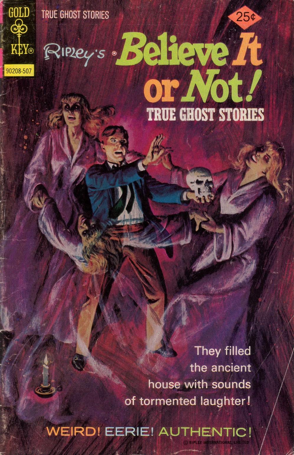 Ripleys Believe it or Not! (1965) 55 Page 1