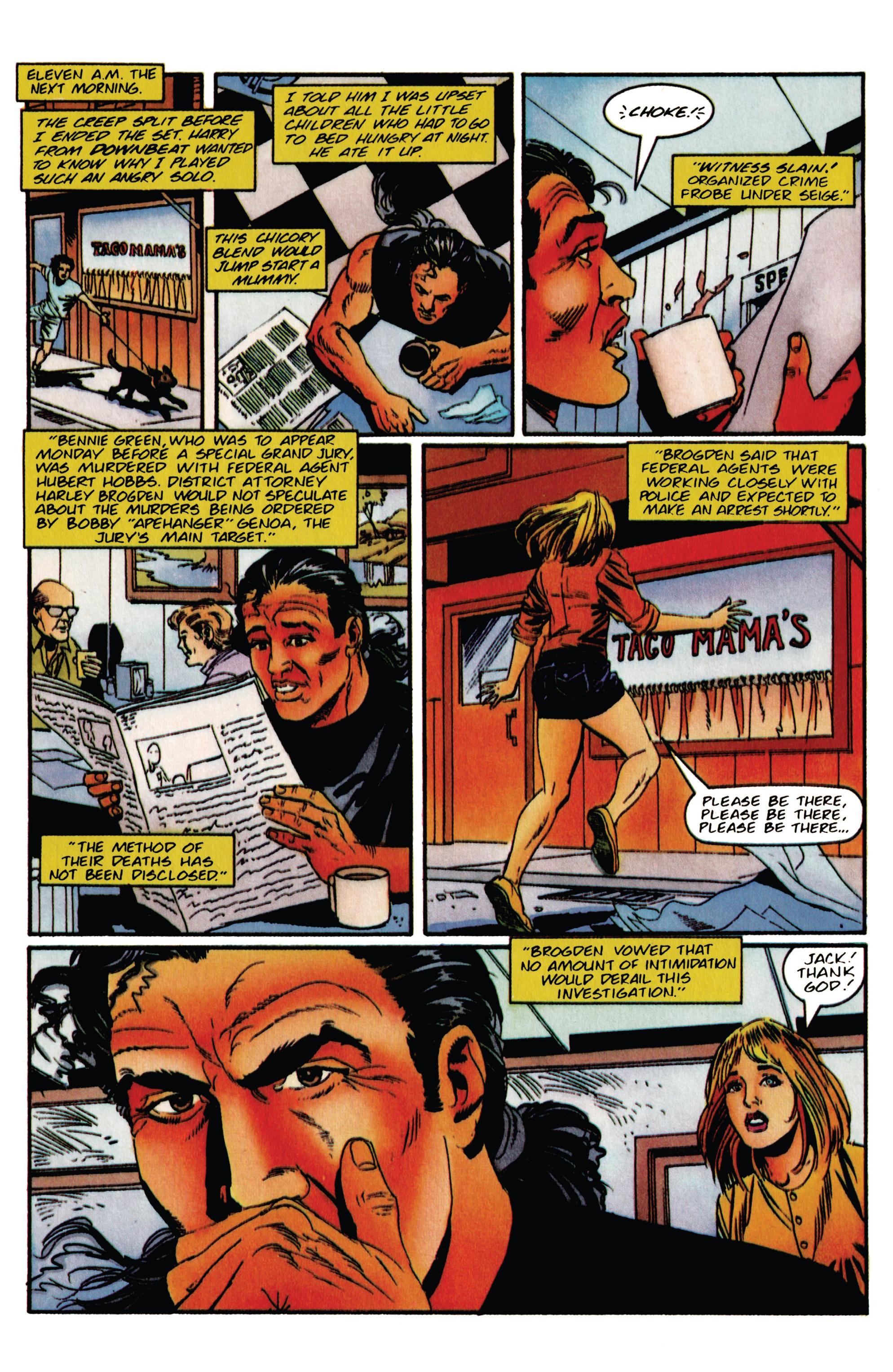 Read online Shadowman (1992) comic -  Issue #35 - 12