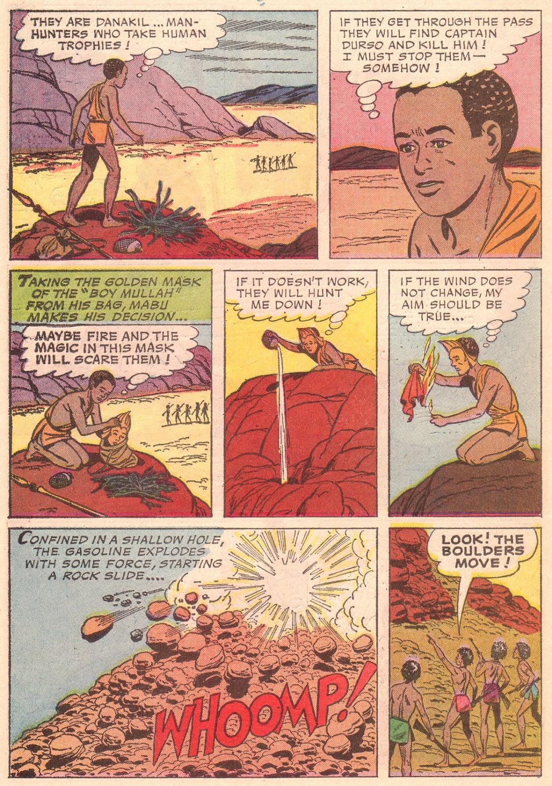 Korak, Son of Tarzan (1964) issue 35 - Page 30