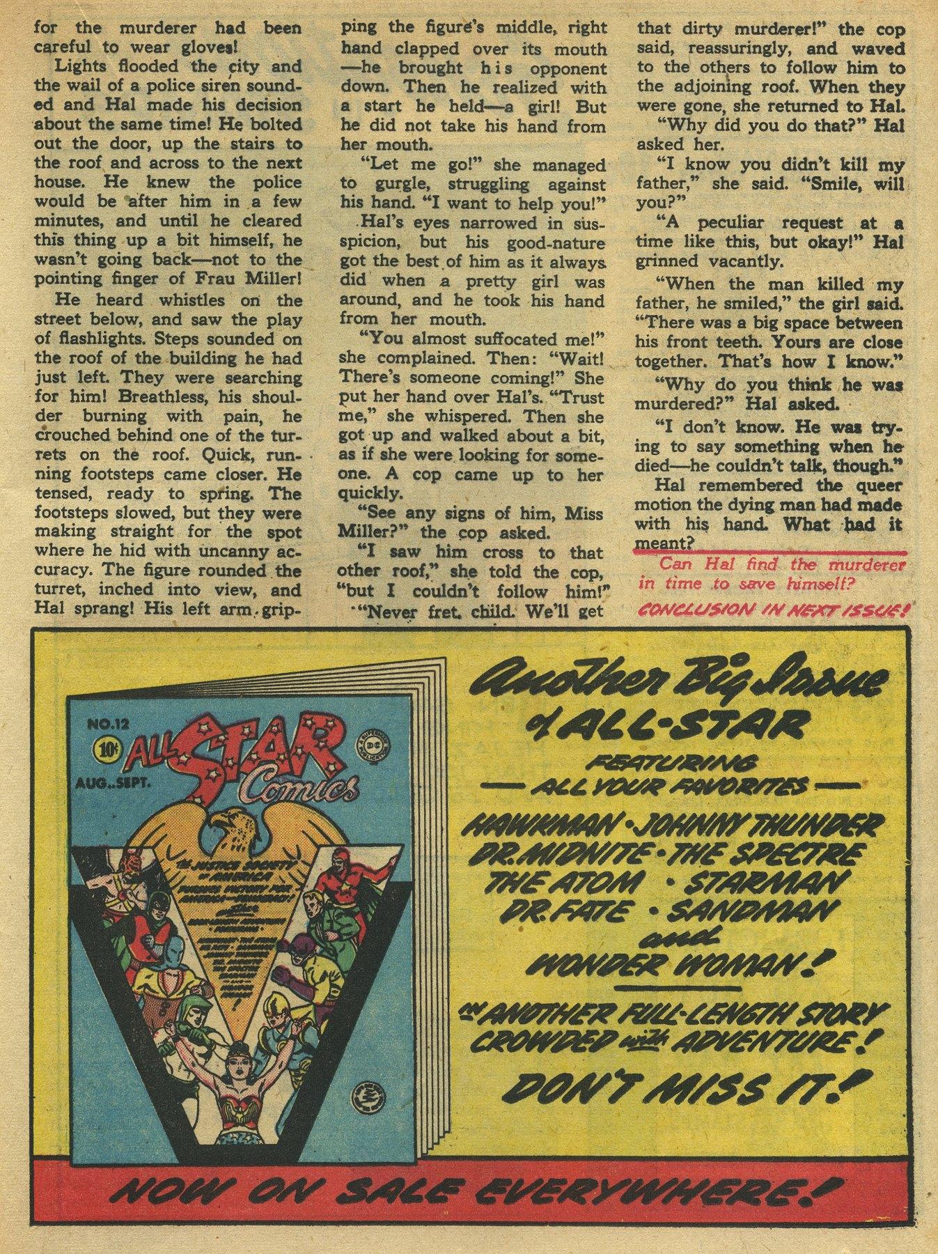 Read online Sensation (Mystery) Comics comic -  Issue #10 - 47