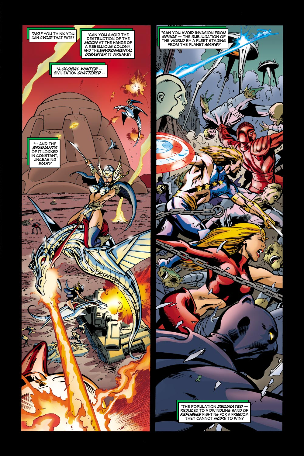 Read online Avengers (1998) comic -  Issue #42 - 8