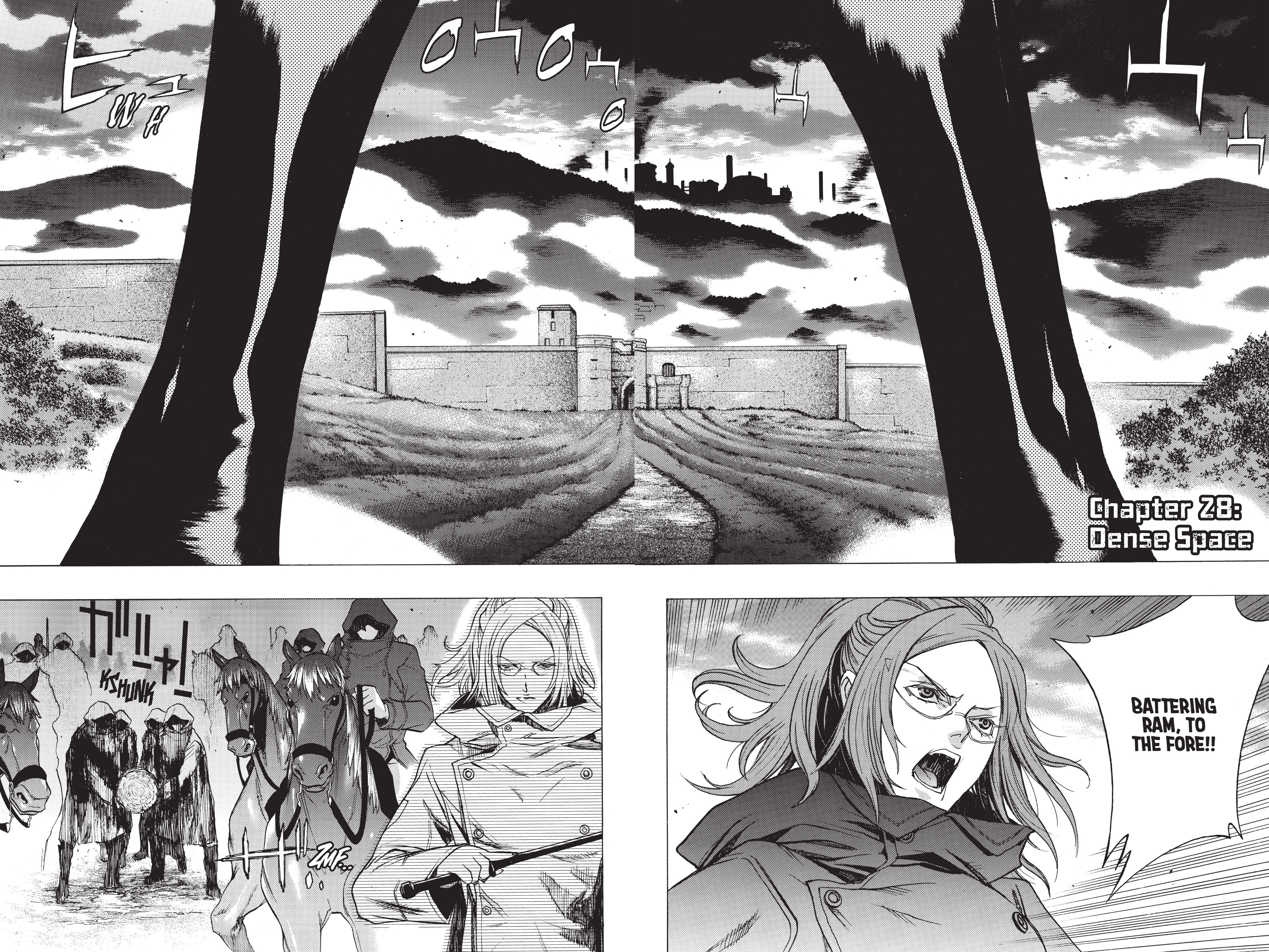 Read online Attack on Titan: Before the Fall comic -  Issue #8 - 158