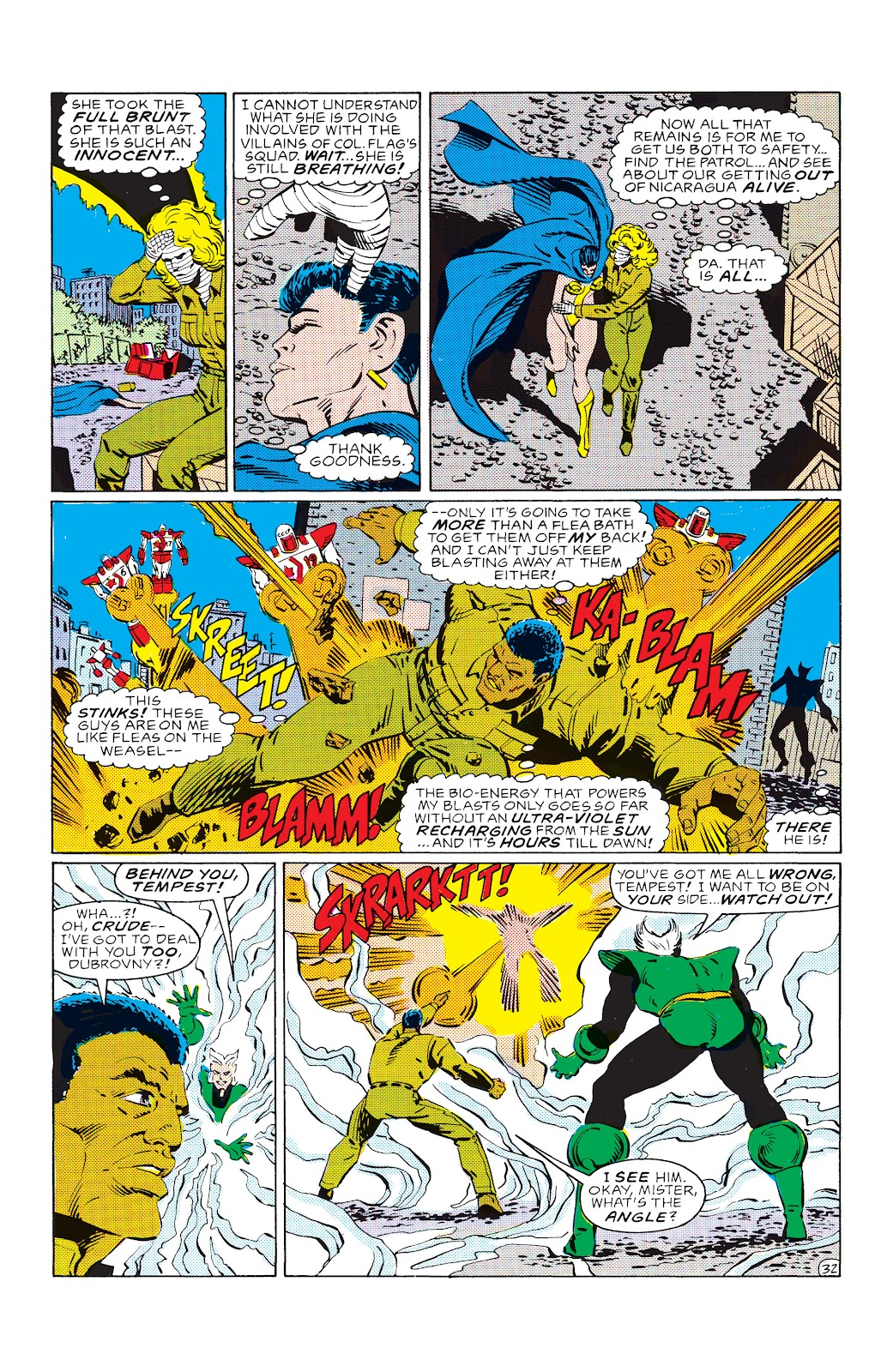 Doom Patrol and Suicide Squad Special issue Special 1 - Page 31