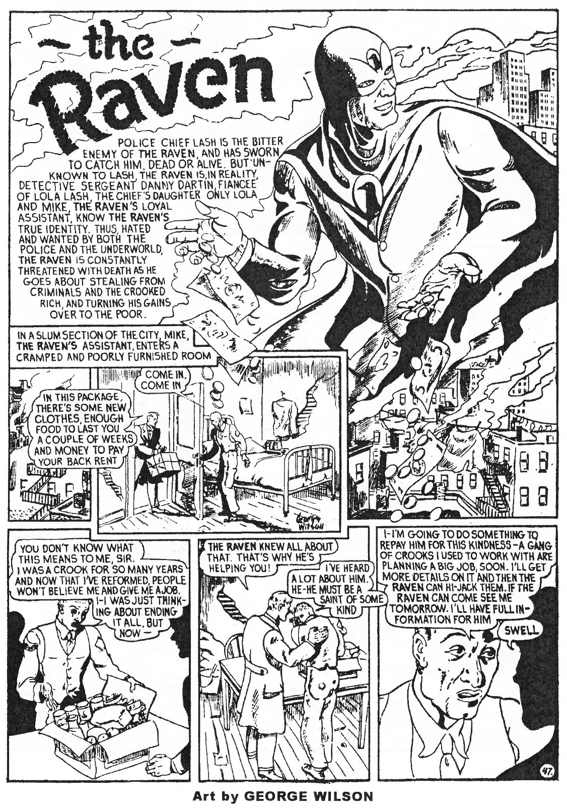 Read online Men of Mystery Comics comic -  Issue #81 - 113
