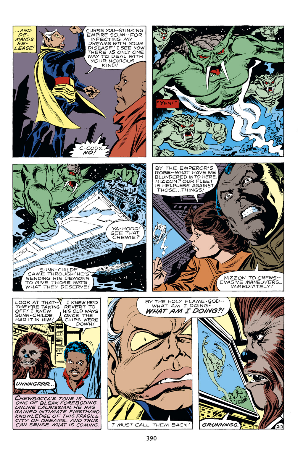 Read online Star Wars Omnibus comic -  Issue # Vol. 14 - 386