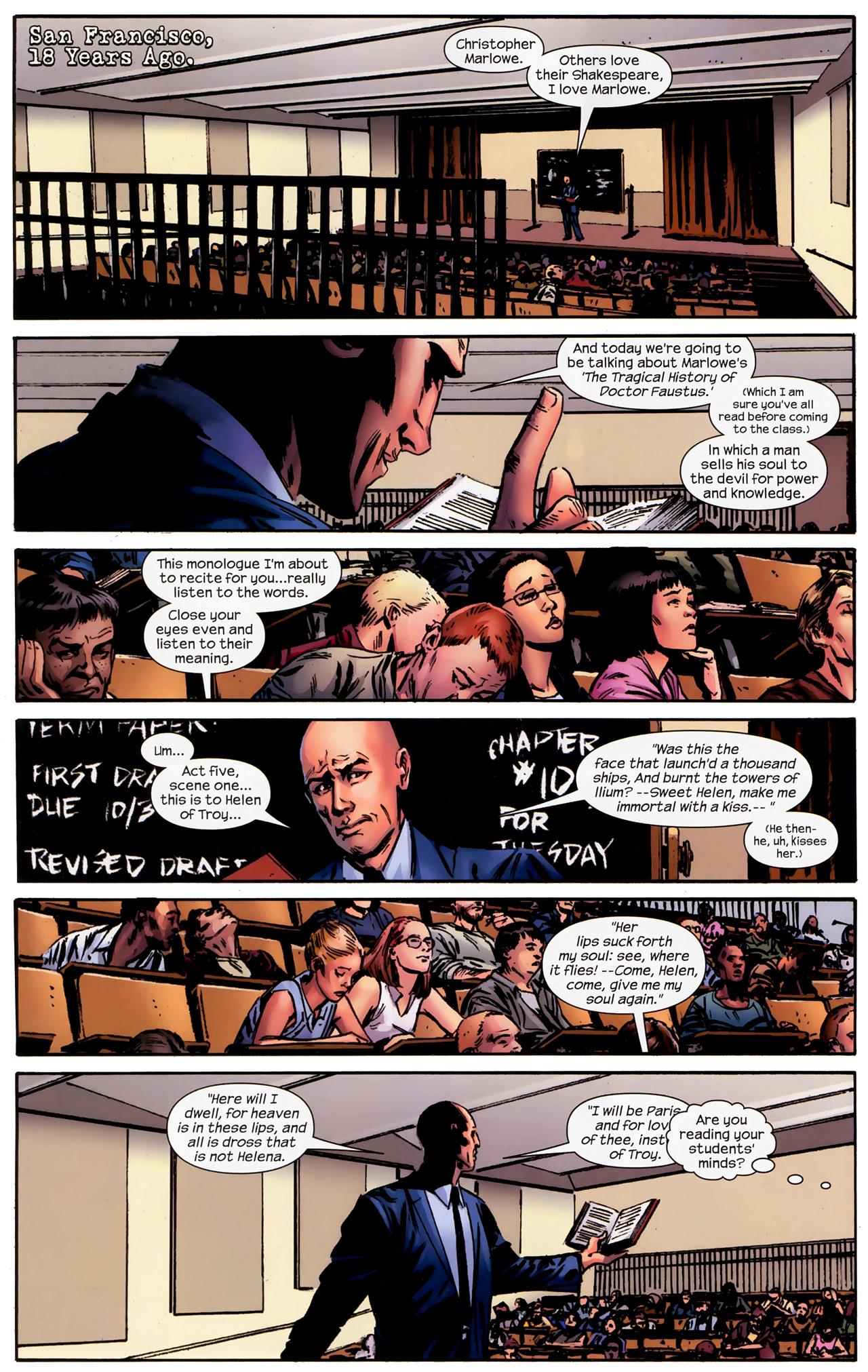 Read online Ultimate Origins comic -  Issue #3 - 10
