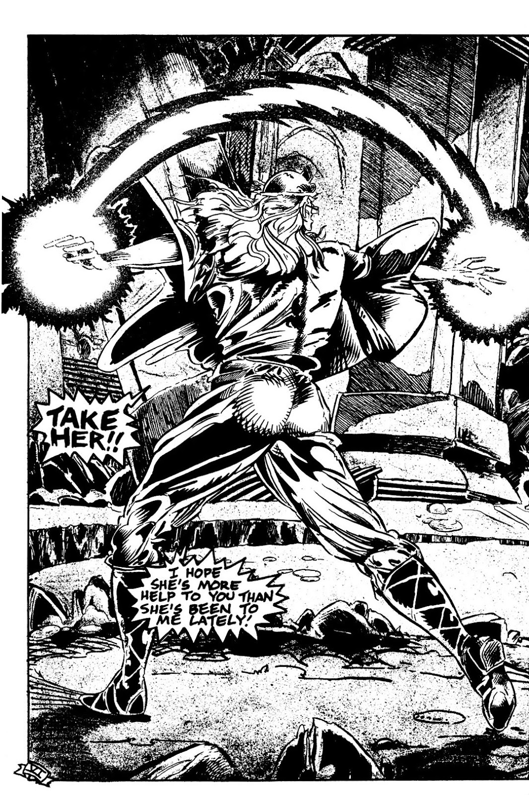 The Realm (1986) issue 20 - Page 10