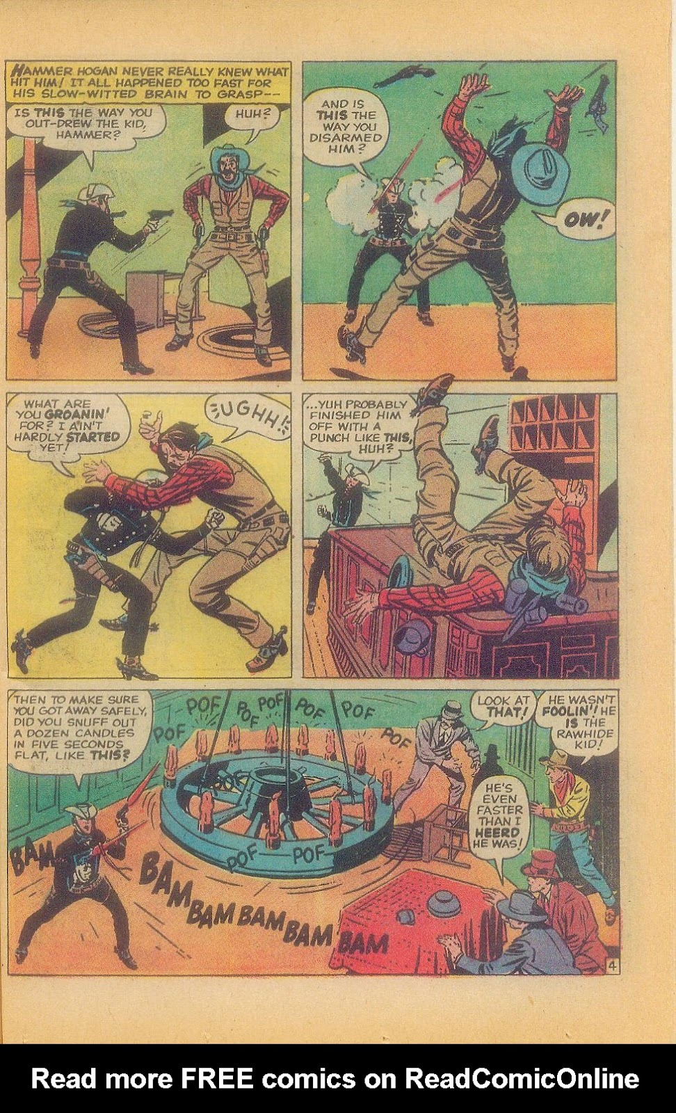 The Rawhide Kid (1955) issue 92 - Page 41