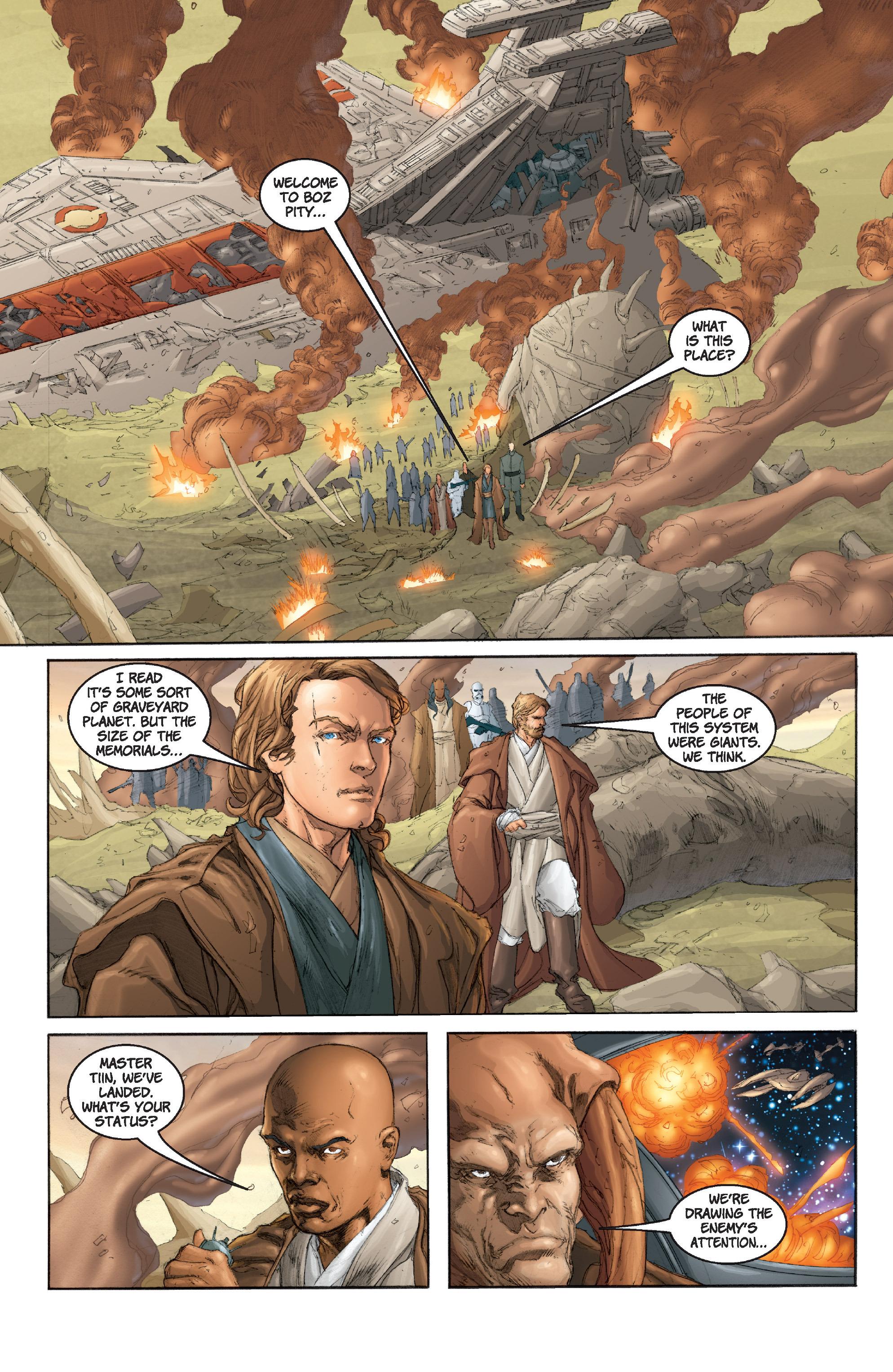 Read online Star Wars Omnibus comic -  Issue # Vol. 26 - 158