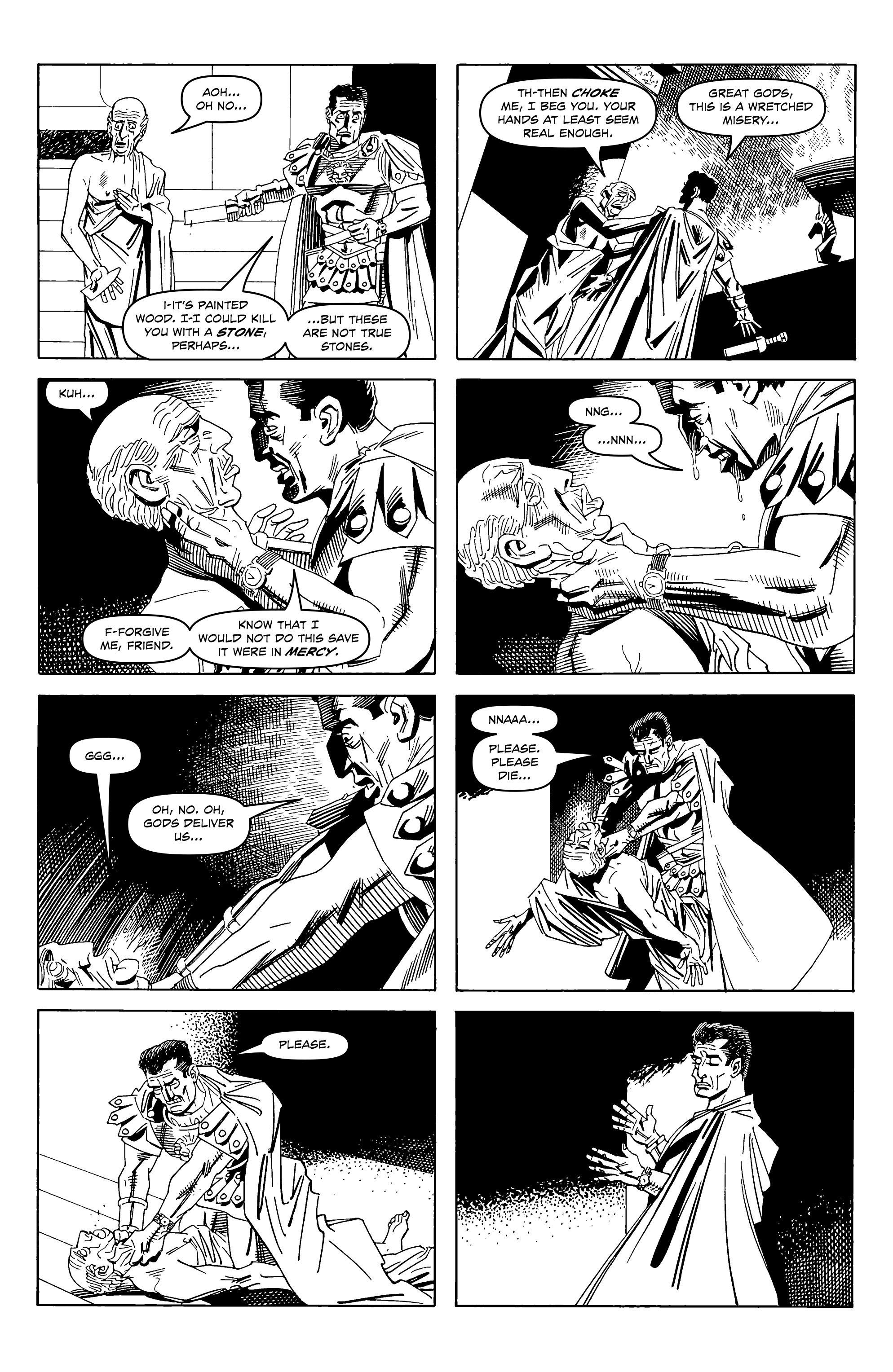 Read online Alan Moore's Cinema Purgatorio comic -  Issue #2 - 10