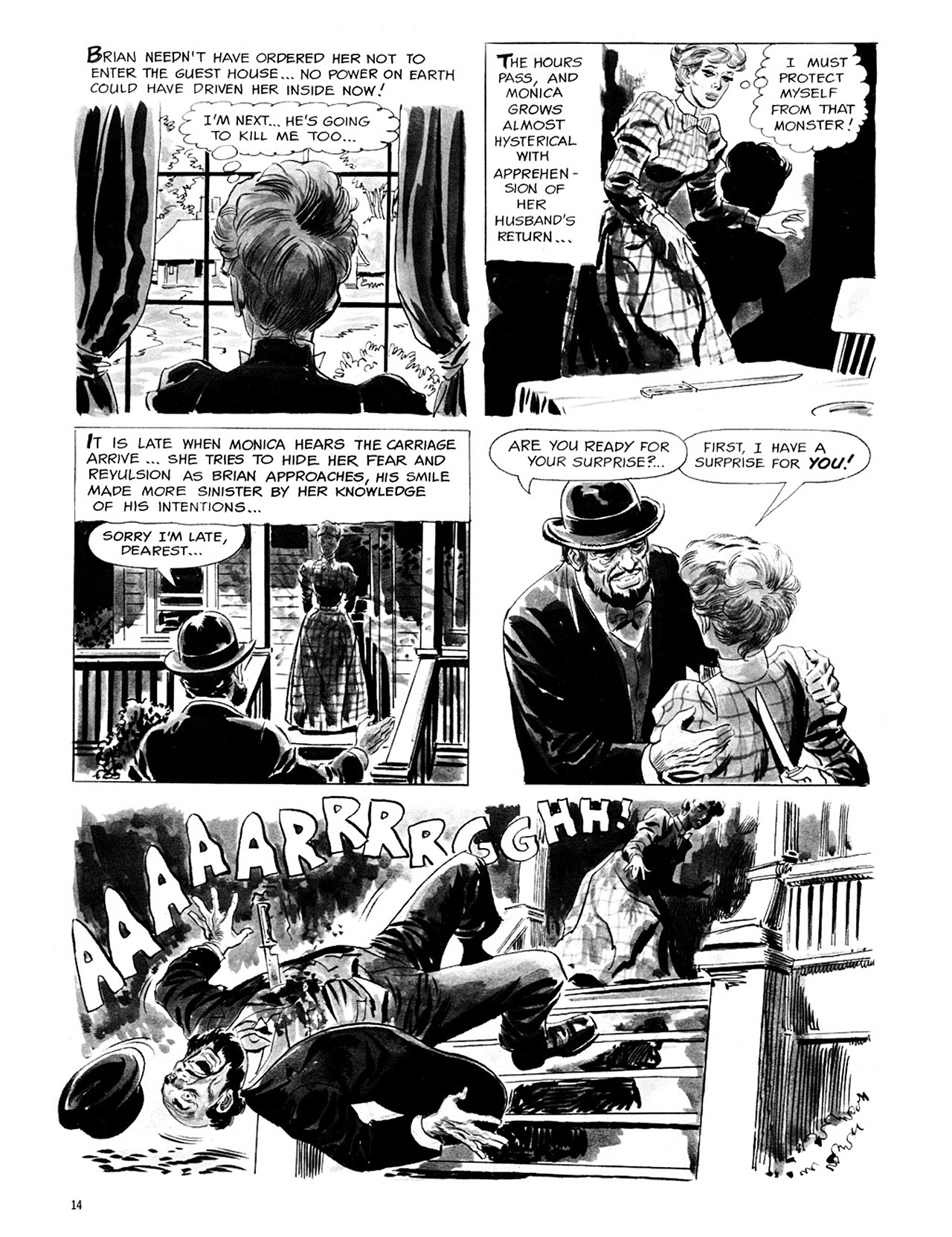 Read online Eerie Archives comic -  Issue # TPB 1 - 15