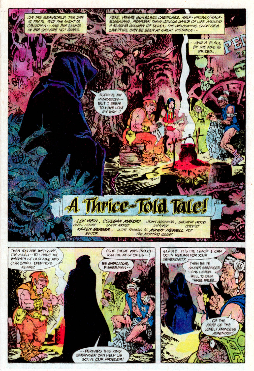 Read online Amethyst (1985) comic -  Issue # _Special 1 - 33