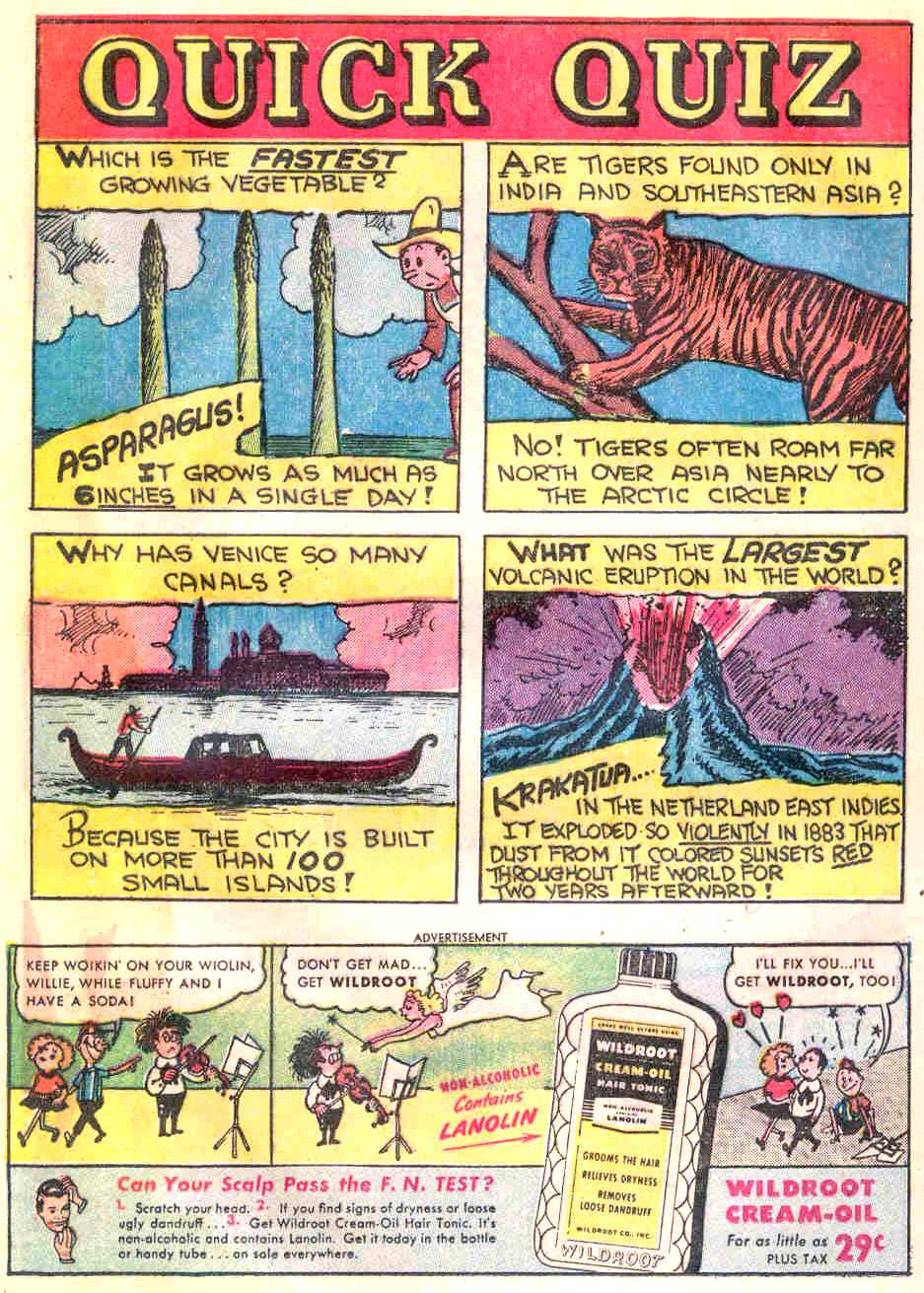 Read online Adventure Comics (1938) comic -  Issue #166 - 28