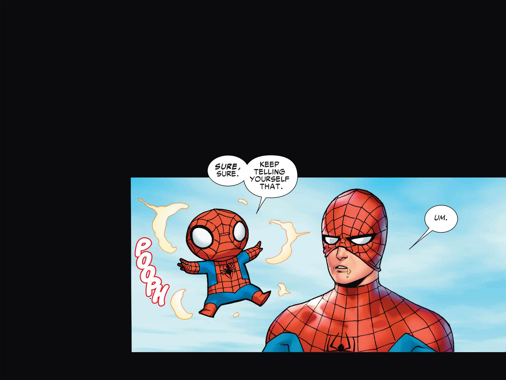 Read online Ultimate Spider-Man (Infinite Comics) (2016) comic -  Issue #2 - 11