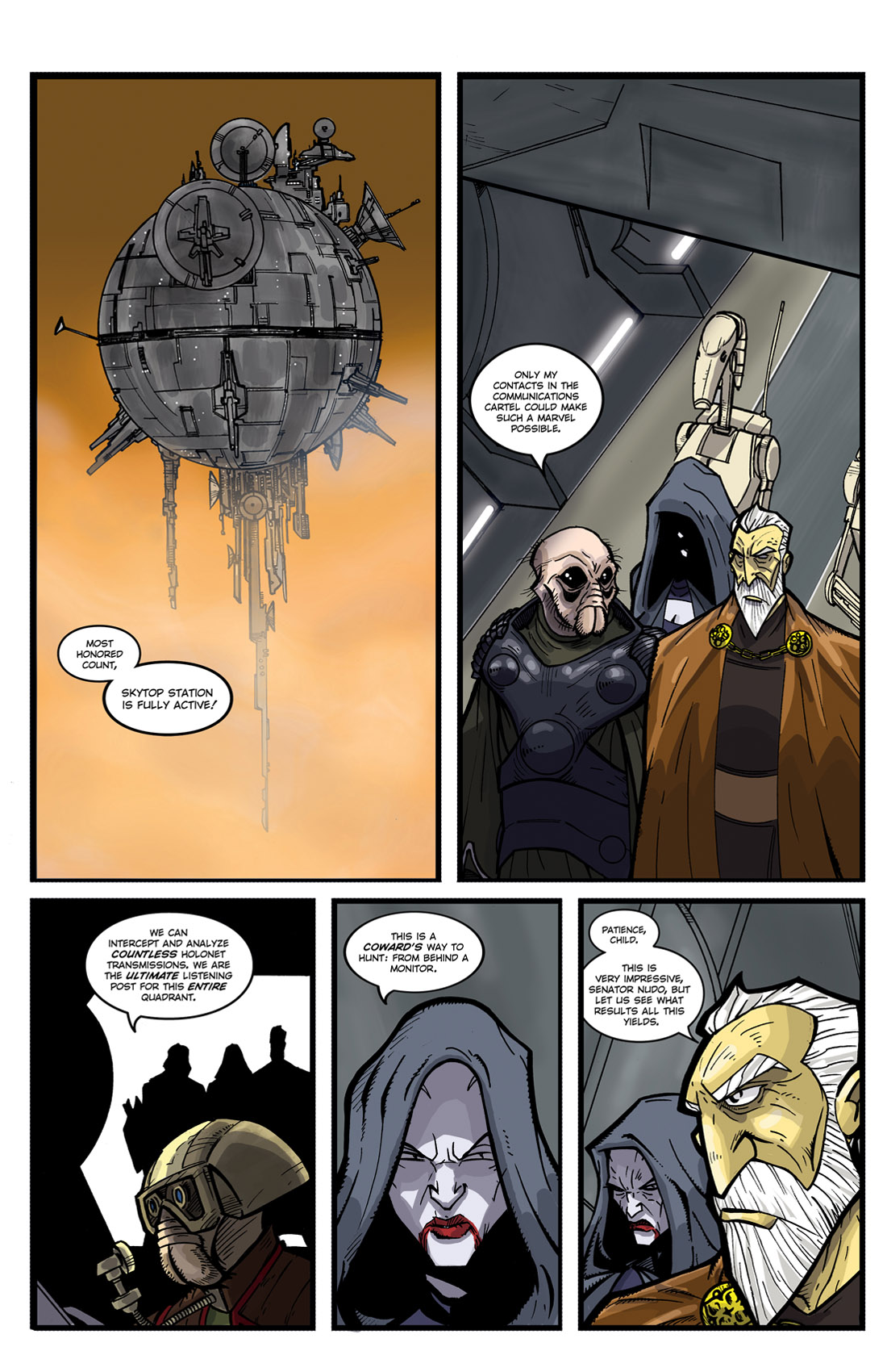 Read online Star Wars: Tales From The Clone Wars comic -  Issue # TPB - 5