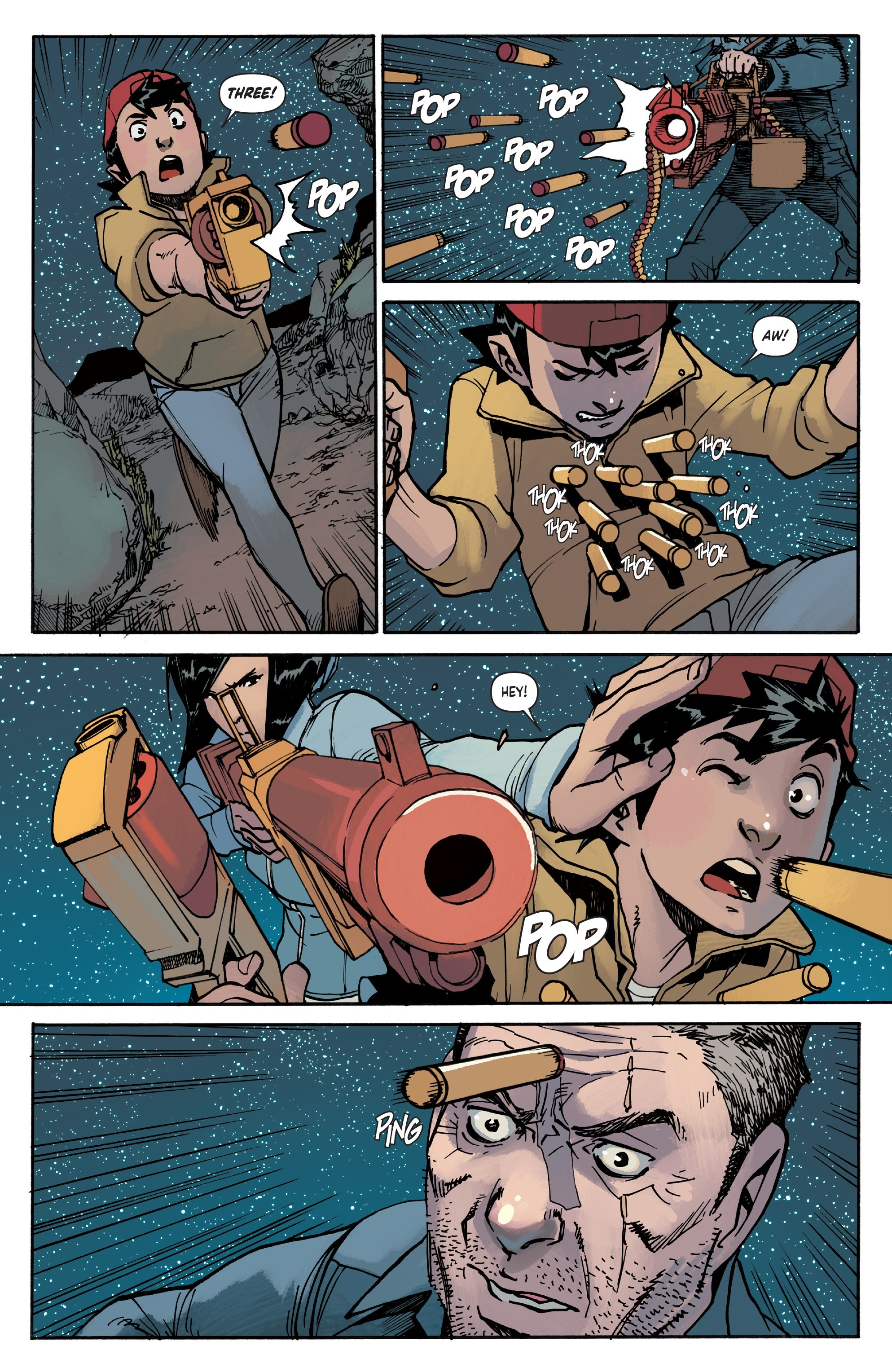Mech Cadet Yu #_TPB_2 #15 - English 23
