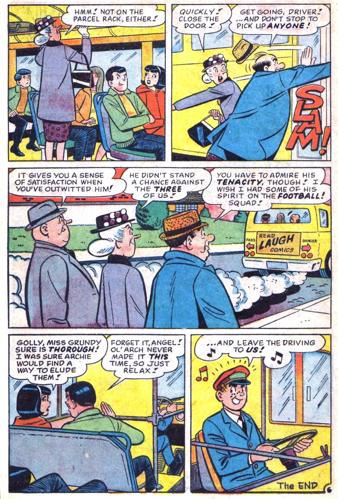 Read online Archie (1960) comic -  Issue #173 - 26