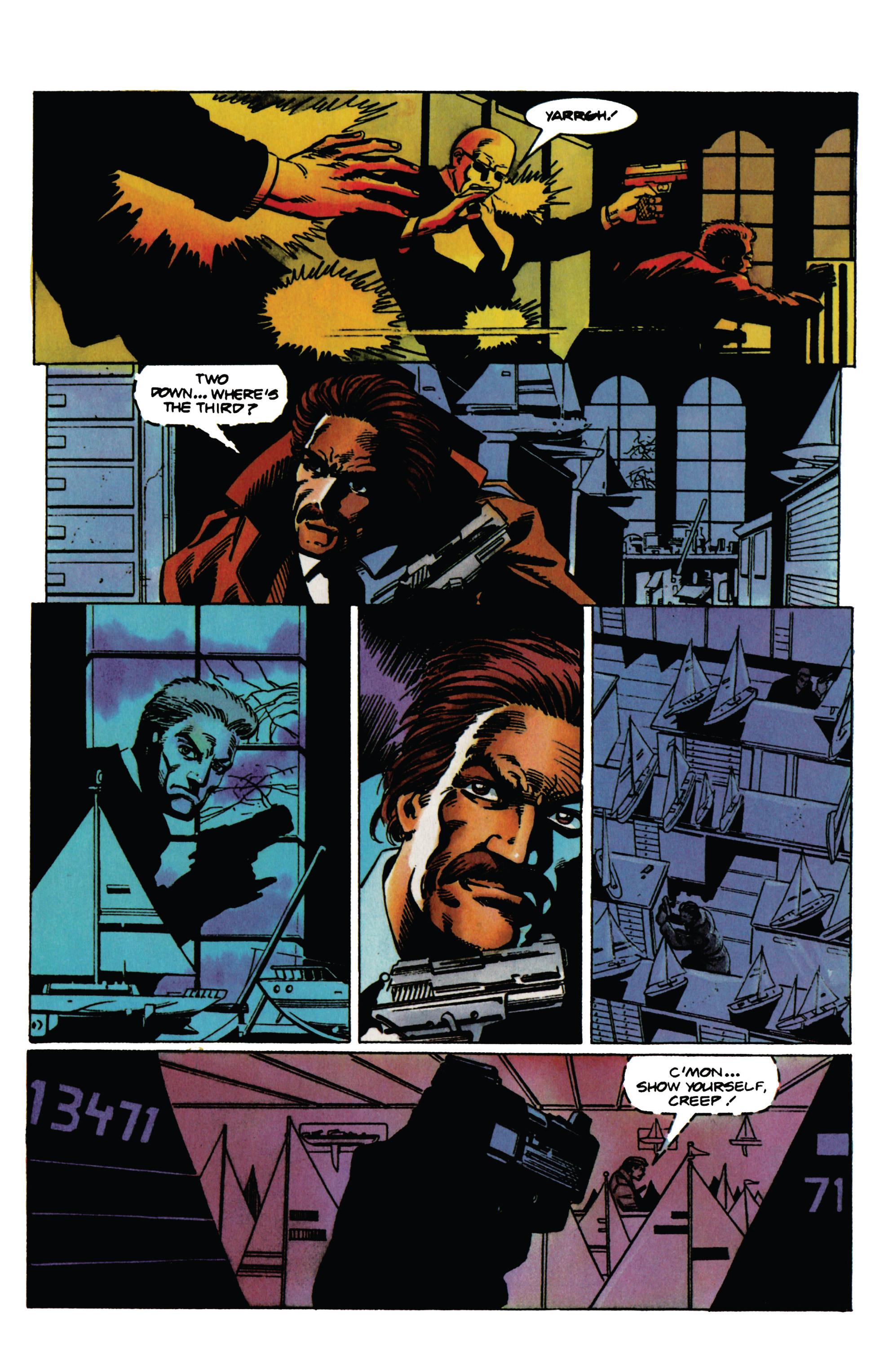 Read online Eternal Warrior (1992) comic -  Issue #30 - 20