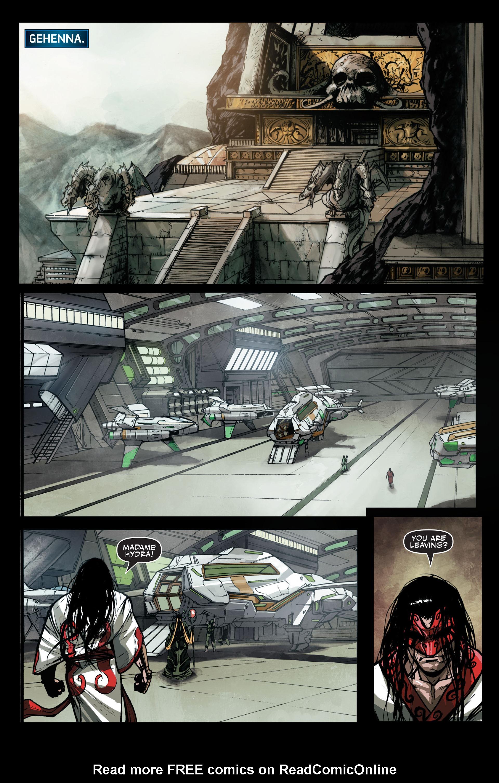 Read online Secret Warriors comic -  Issue #13 - 9