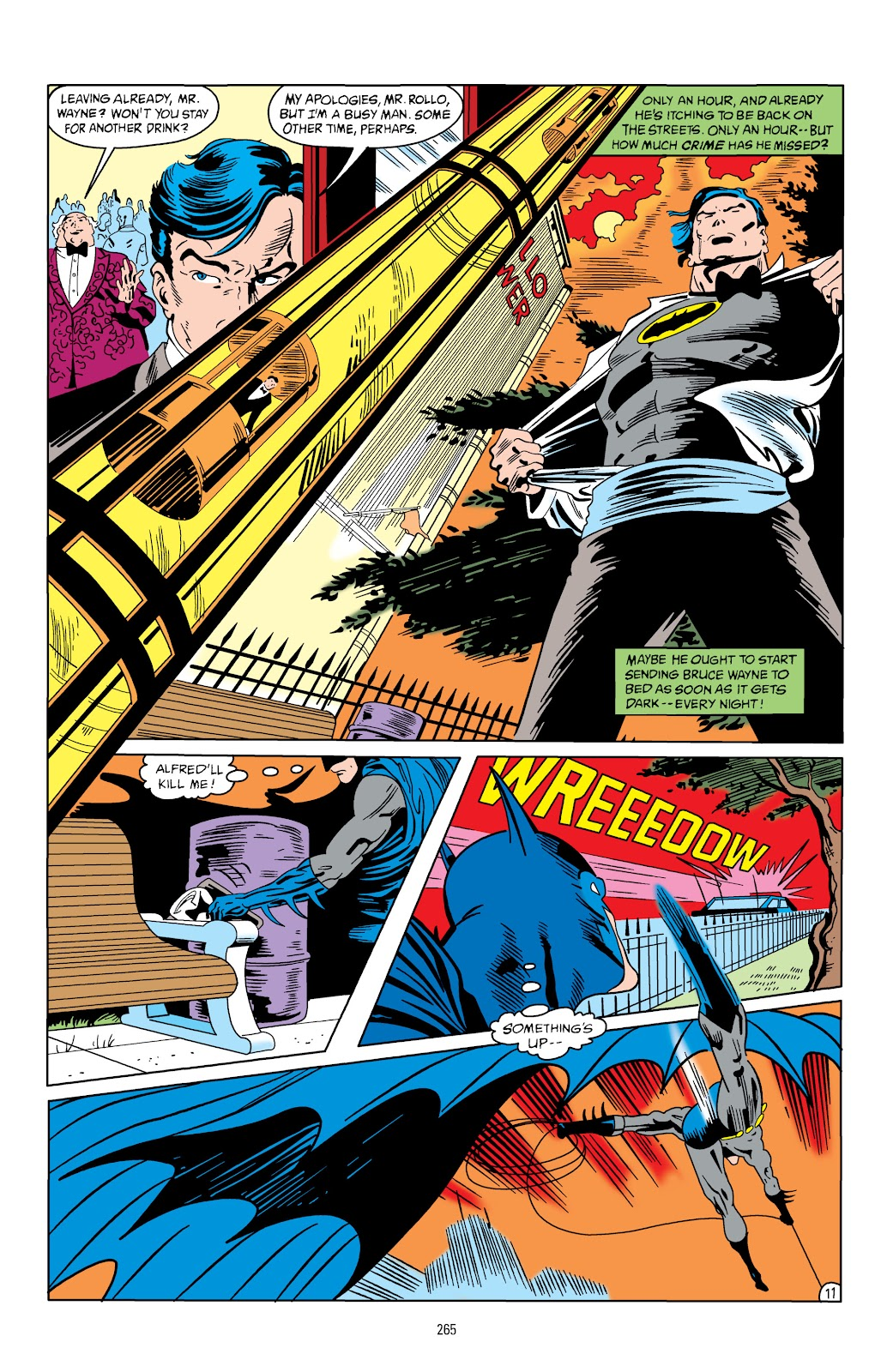 Read online Detective Comics (1937) comic -  Issue # _TPB Batman - The Dark Knight Detective 2 (Part 3) - 67