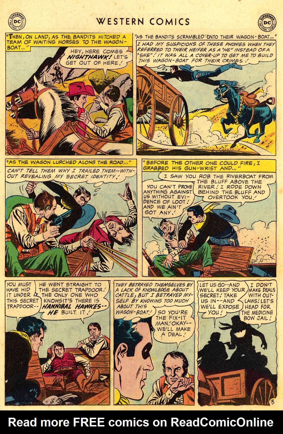 Western Comics issue 68 - Page 19
