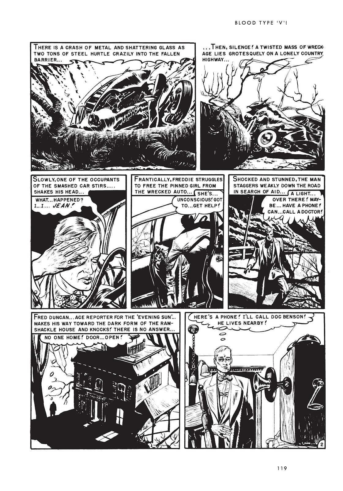 Read online Doctor of Horror and Other Stories comic -  Issue # TPB (Part 2) - 35
