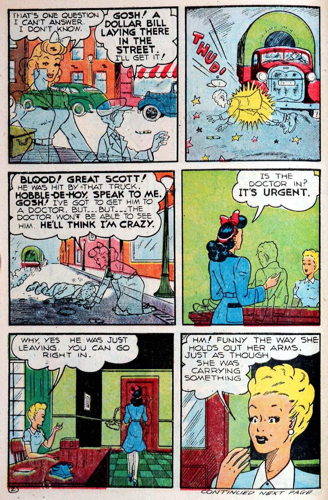 Read online Famous Funnies comic -  Issue #139 - 14
