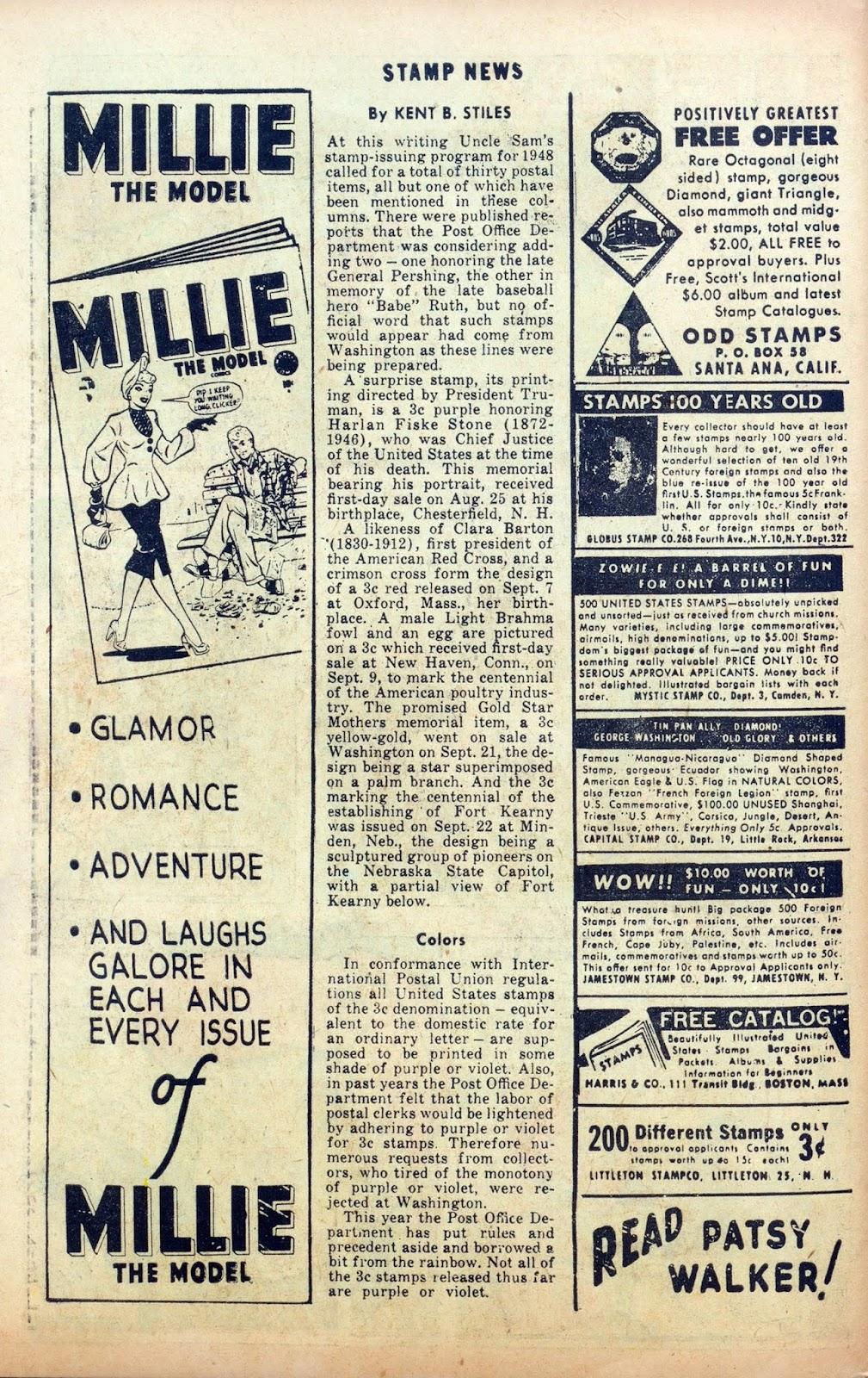 Hedy De Vine Comics issue 31 - Page 42