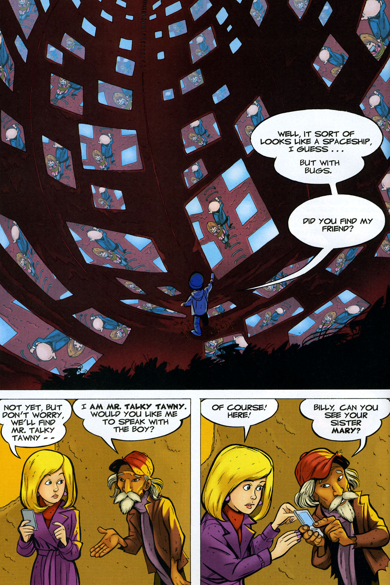 Read online Shazam!: The Monster Society of Evil comic -  Issue #4 - 20