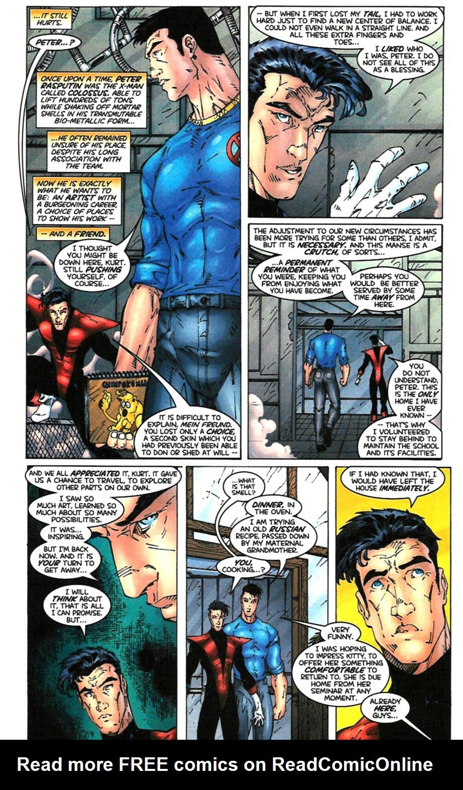 X-Men (1991) 99 Page 8