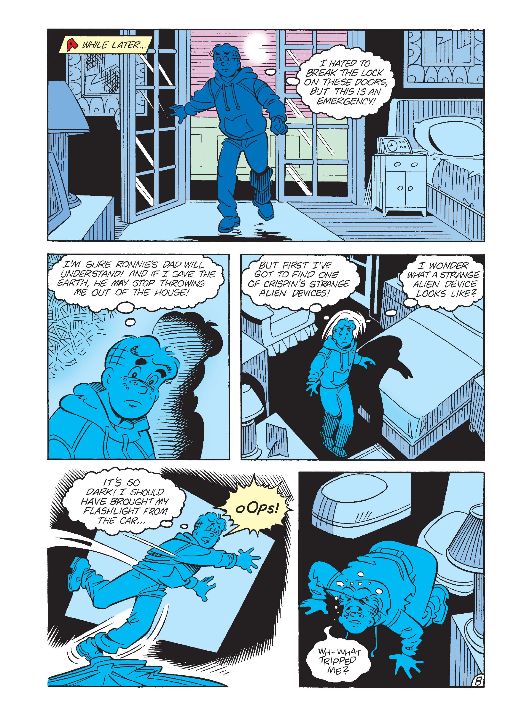 Read online Archie 1000 Page Comics Bonanza comic -  Issue #1 (Part 2) - 117