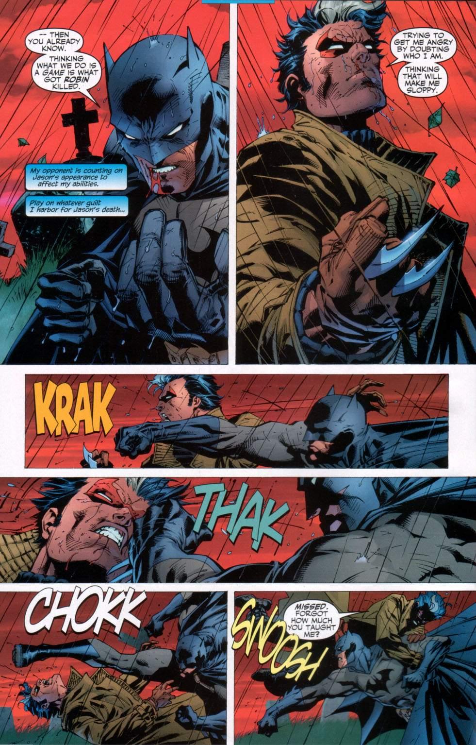 Read online Batman: Hush comic -  Issue #11 - 9
