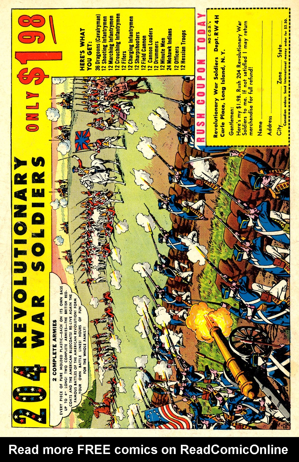 Read online Adventure Comics (1938) comic -  Issue #296 - 36