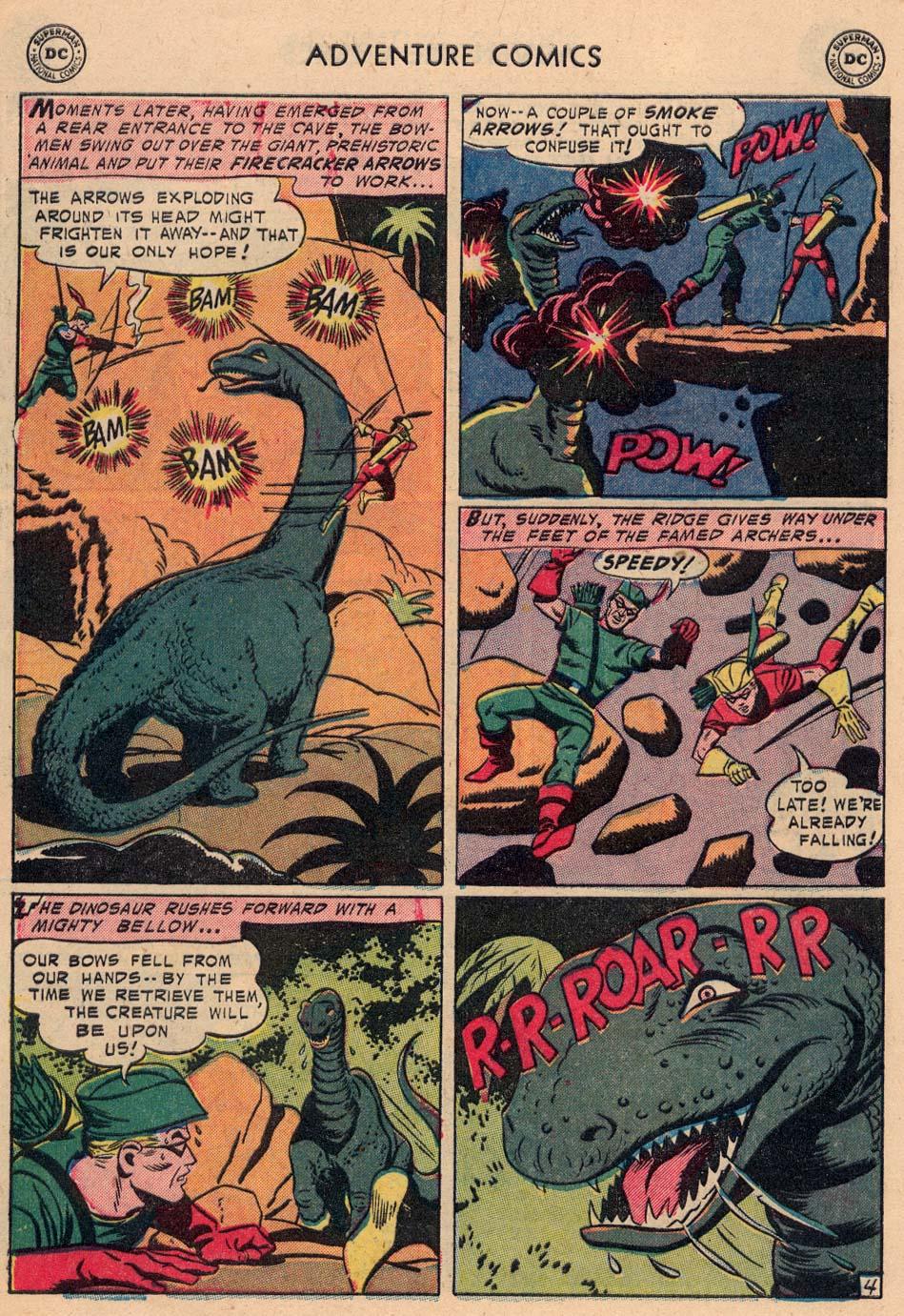 Read online Adventure Comics (1938) comic -  Issue #208 - 28